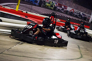 Indoor Go-Kart Racing Near Baltimore, MD & Washington, DC in Jessup