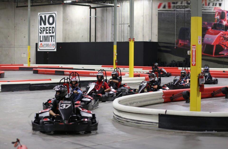 Go Karts Jacksonville Fl >> Location Photo Gallery | Autobahn Indoor Speedway