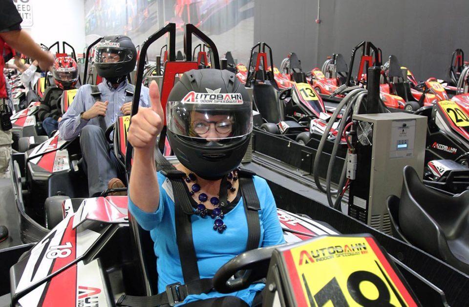 Go Karts Jacksonville Fl >> High-Speed Electric Go-Kart Images | Autobahn Indoor Speedway