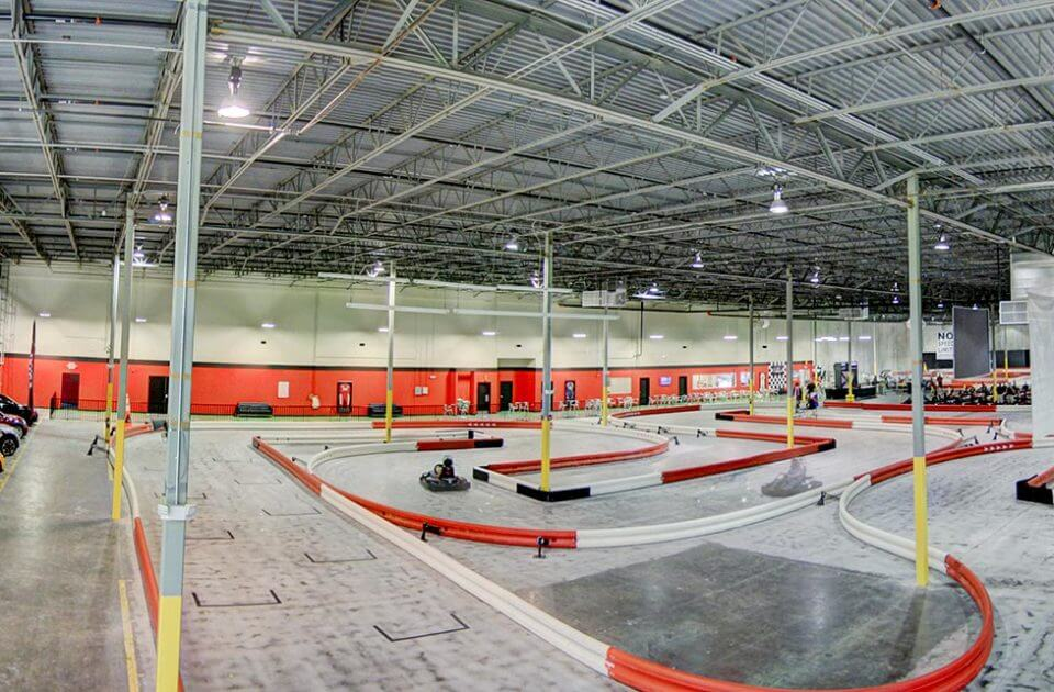 Palisades Mall Go Karts >> Indoor Go-Kart Tracks Photo Gallery | Autobahn Indoor Speedway