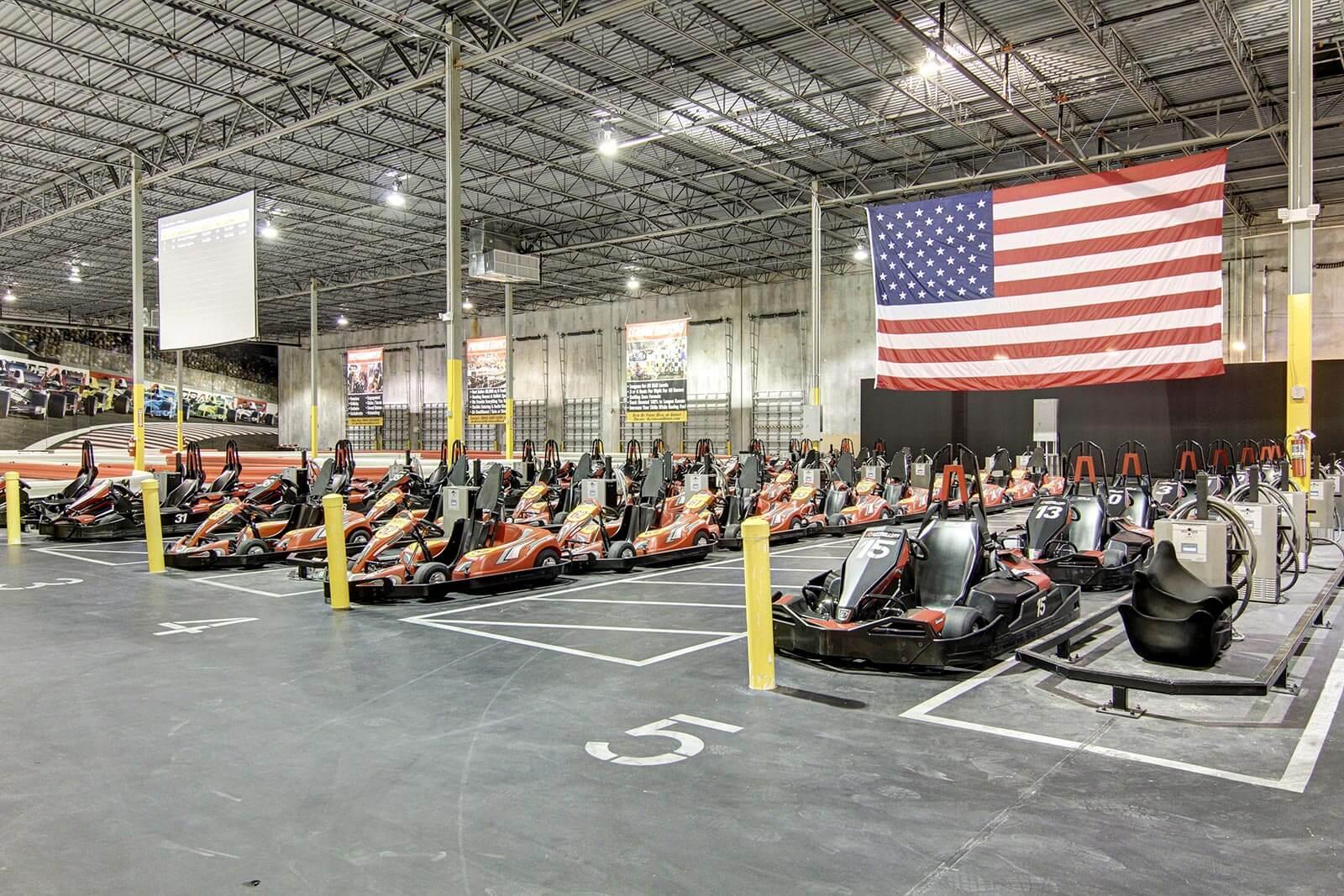 Go Karting York >> Indoor Go-Kart Tracks Photo Gallery | Autobahn Indoor Speedway