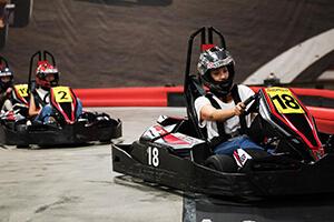 Go Karts Jacksonville Fl >> Indoor Go-Karting Near Washington, DC in Manassas ...