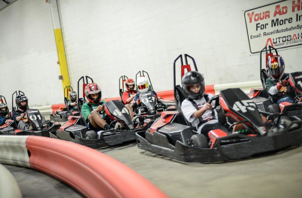 Gas VS Electric: Which Go-Kart is Best? | Autobahn Indoor Speedway