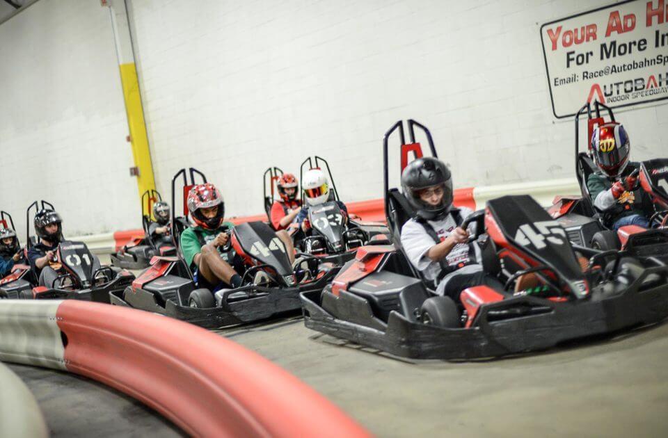 Go Karts Jacksonville Fl >> Gas VS Electric: Which Go-Kart is Best? | Autobahn Indoor ...