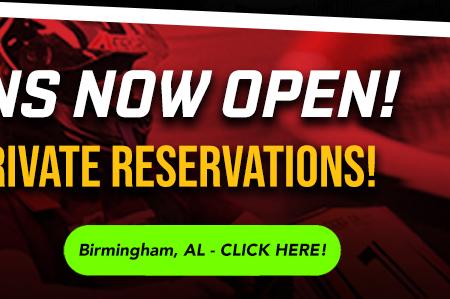 Reservations in Birmingham