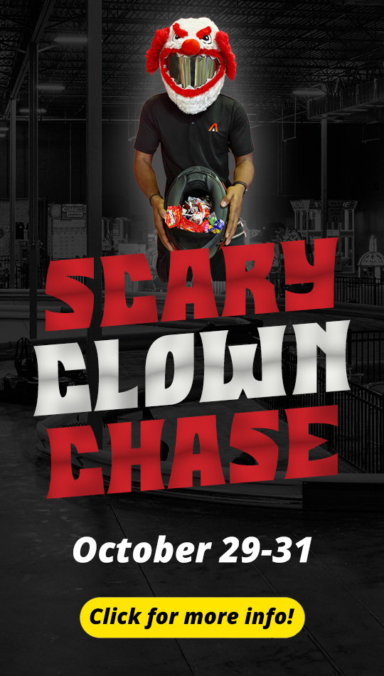 Scary Clown Chase